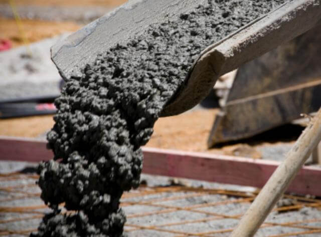 Mezcla de concreto Holcim Fuerte, resistencia de 250 kg/cm2 a 300 kg/cm2
